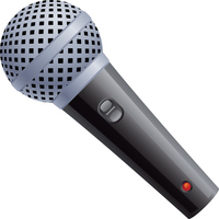 Microphone for Speakers